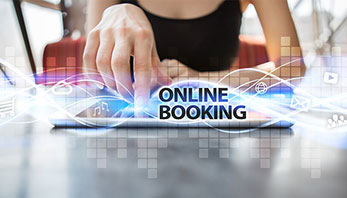 SELF SERVICE BOOKING SYSTEM